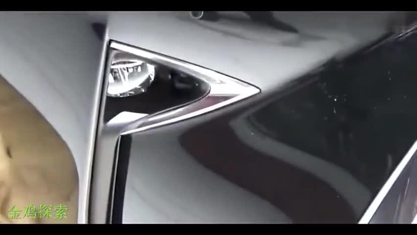 视频:雷克萨斯RX450hl2019款,配V6发动机,SUV标杆