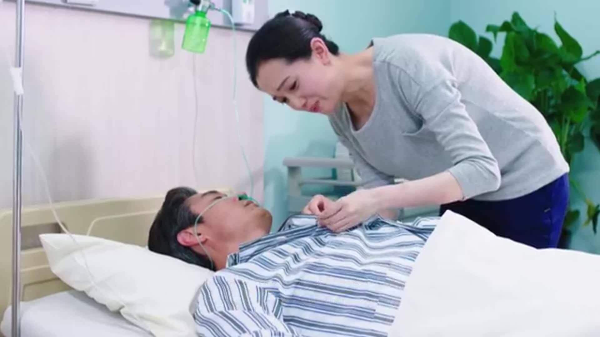 家庭秘密:玉雯希望刘若冰快点醒来,刘光辉打电话给玉雯