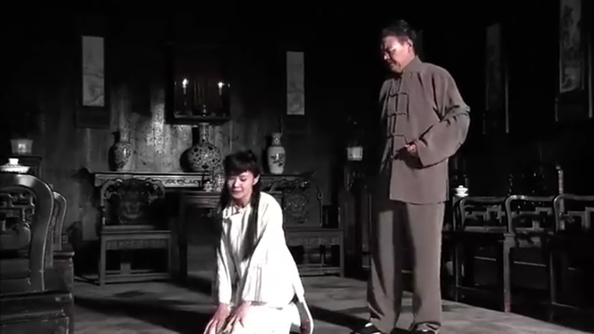 秀秀的男人:太太回到伤心地,回忆往事:自己以前失去一个儿子