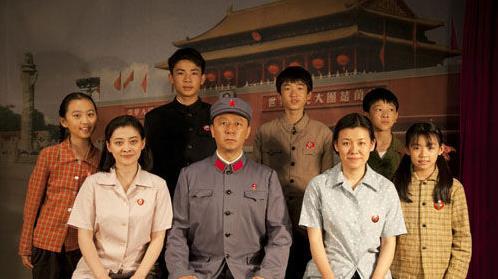 《父母爱情》最牛龙套演员岳旸,被临时拉来客串一集,却成了经典