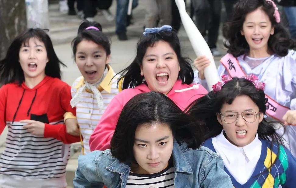 中国版《姐妹淘》将袭,不仅有这位演技派女星,中戏校花也来了