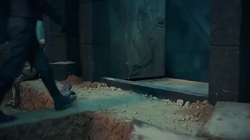 陈伟霆老九门:张启山独自进入密室,让副官好好保护八爷