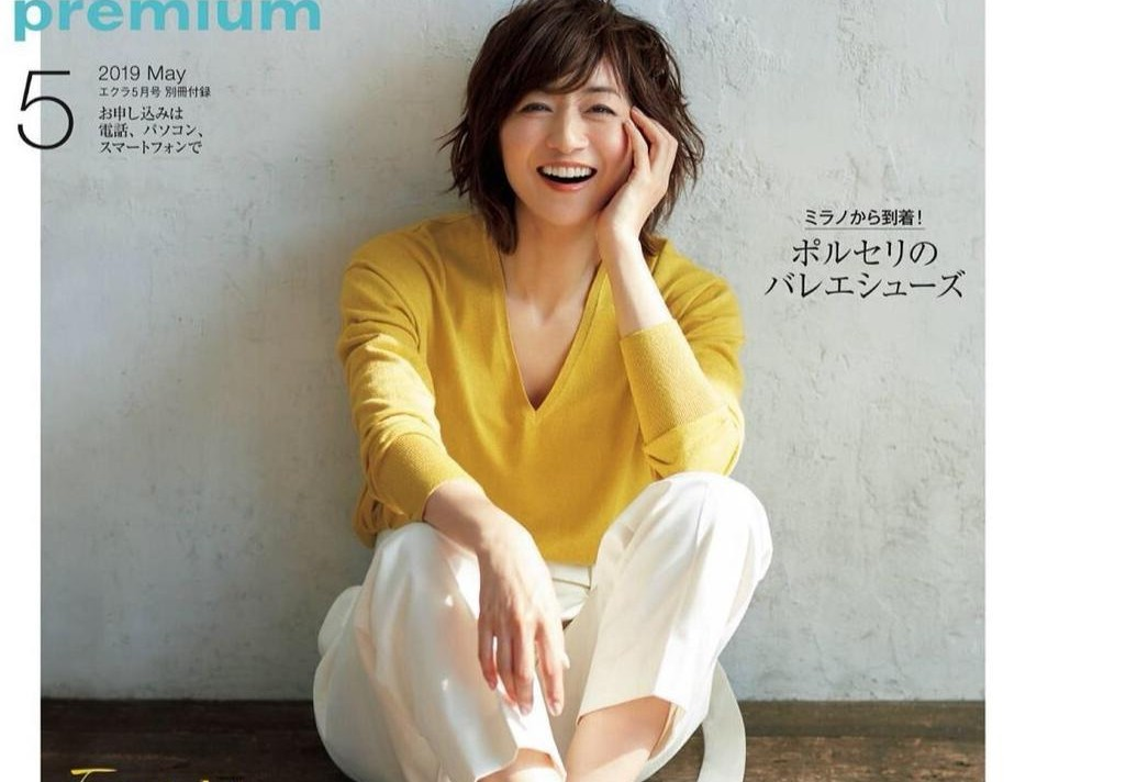 年过五十别穿得繁琐,日本模特教科书级别的穿衣示范,优雅极了