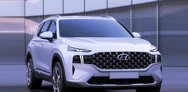 又一全新中型SUV亮相,未来同步国内量产,丰田汉兰达有压力