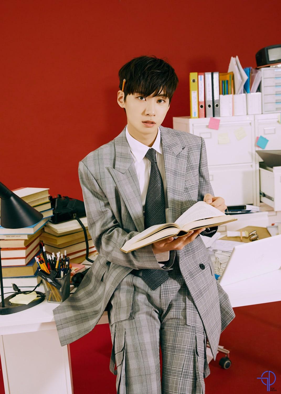 韩国人气偶像李镇赫回归后分享新专辑故事 谈演员和音乐人的区别