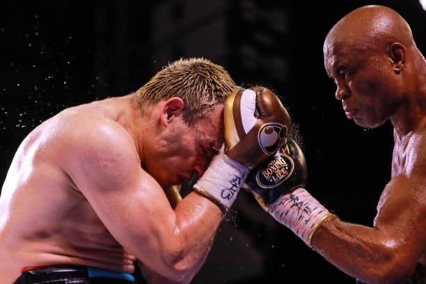 2021年6月20日重量级跨界拳赛 塞萨-小查维兹vs席尔瓦 [视频] Chavez Jr. vs. Silva
