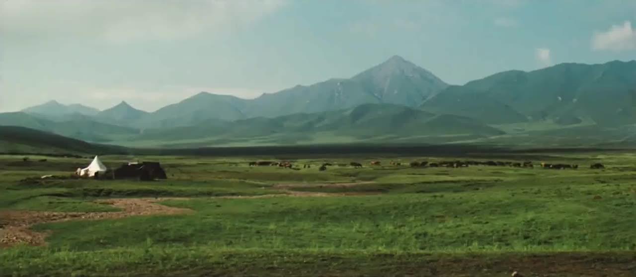 牧马人在草原上无忧无虑的生活是多少人的梦想太羡慕了