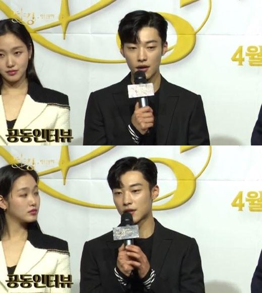 禹道焕透露《The King:永远的君主》对一人饰演两个角色的压力