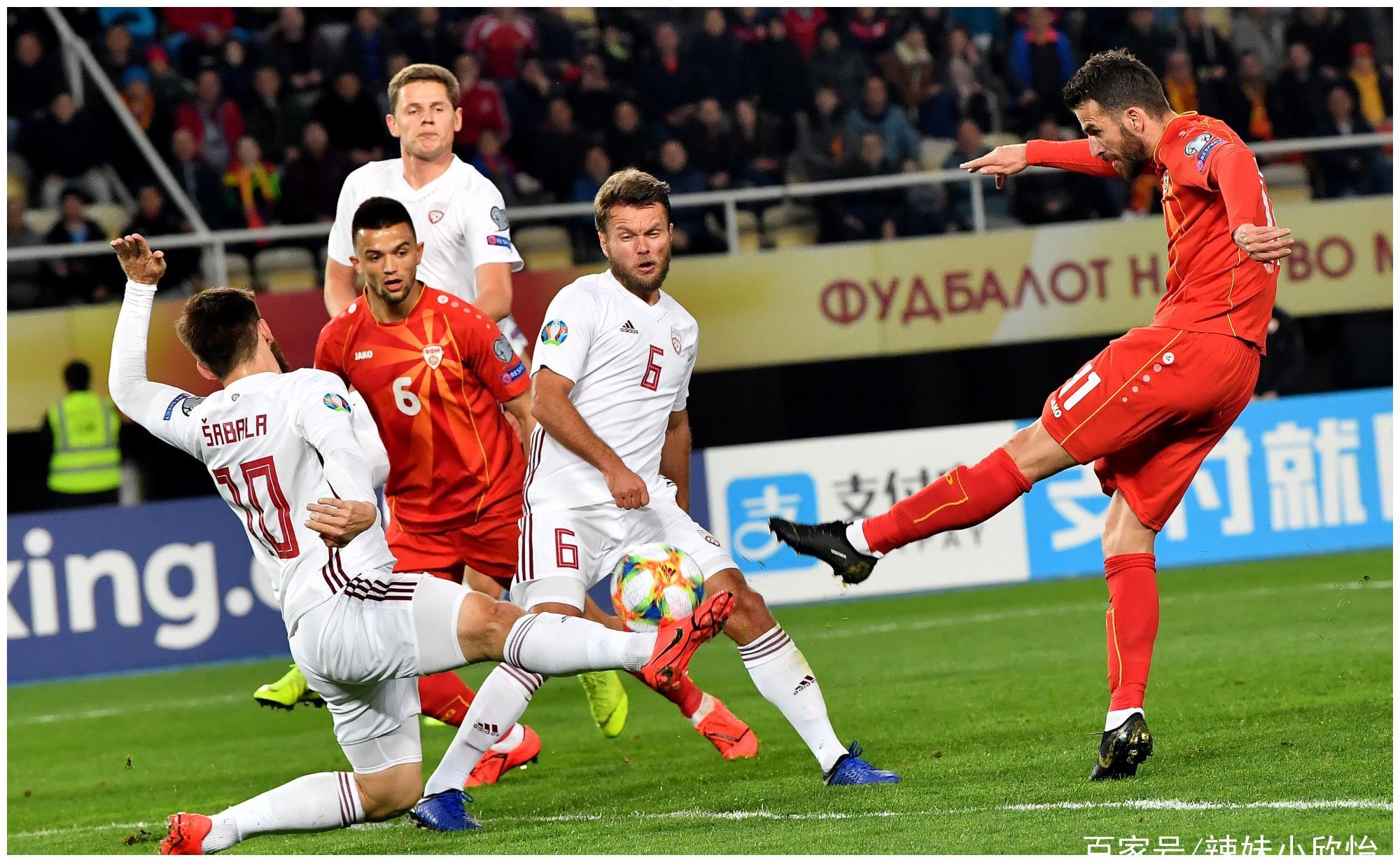 欧洲杯:奥地利VS马其顿,客队强势,将轻松进球得分
