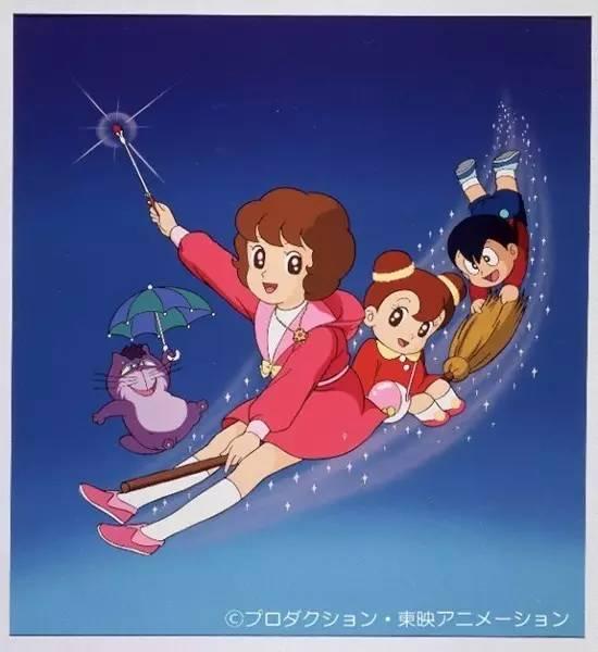 《魔法使莎莉》——即使是少女向也不妥协的TV动画作品