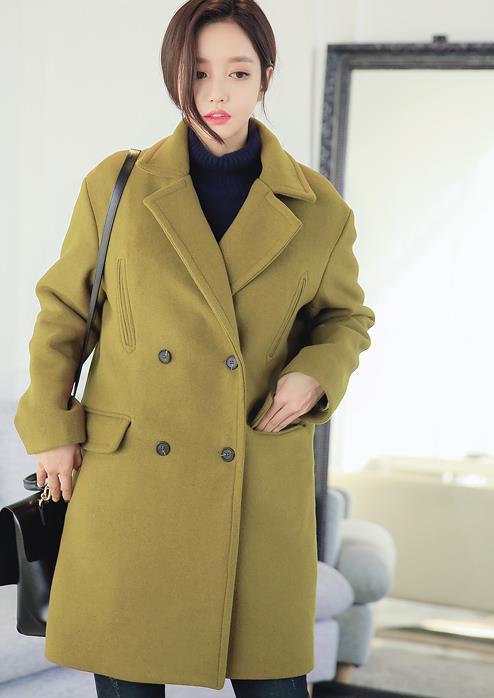 【北方有佳人】最美��大衣