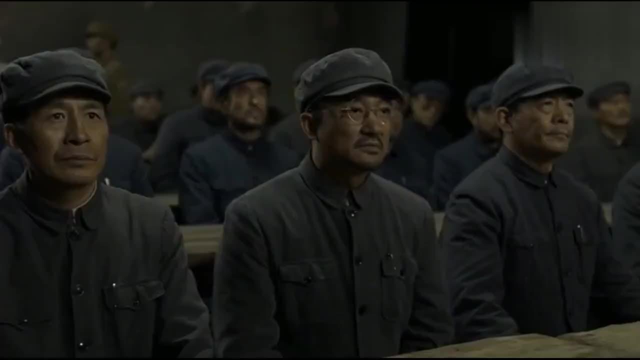 特赦1959:得知志愿军解放了平壤城,黄维一下子晕了过去!