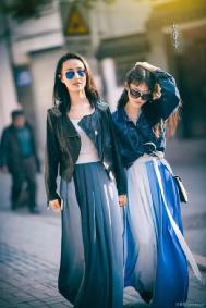 还在为买单件汉服苦恼嘛?本篇教你如何用汉服下裙搭配现代上衣