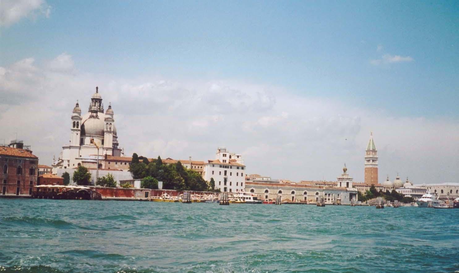 醉人的威尼斯一一欧洲风景线(6)