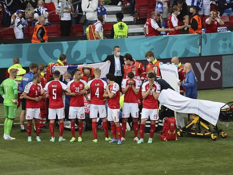 【欧洲杯·观察】丹麦球星埃里克森生死速递13分钟,给全世界上了一堂急救课!