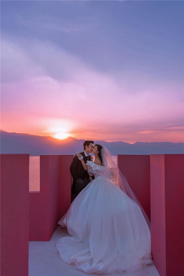 中国最佳爱情表白地 | 一封载着夏日浪漫霞光的邀请函,请签收……