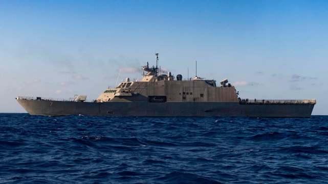 """美国海军新型护卫舰取得重大进展,美媒暗示濒海战斗舰""""中看不中用""""!"""