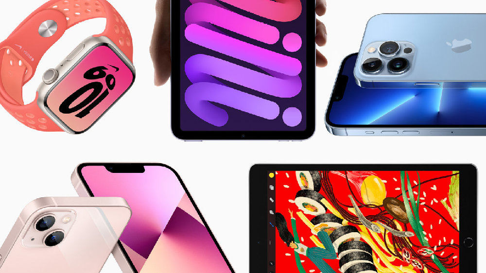 iPhone 13、iPad mini、Apple Watch Series 7......苹果秋季新品发布