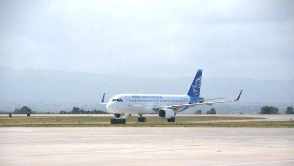8月1日起,厦门航空开通重庆—固原—银川航线航班