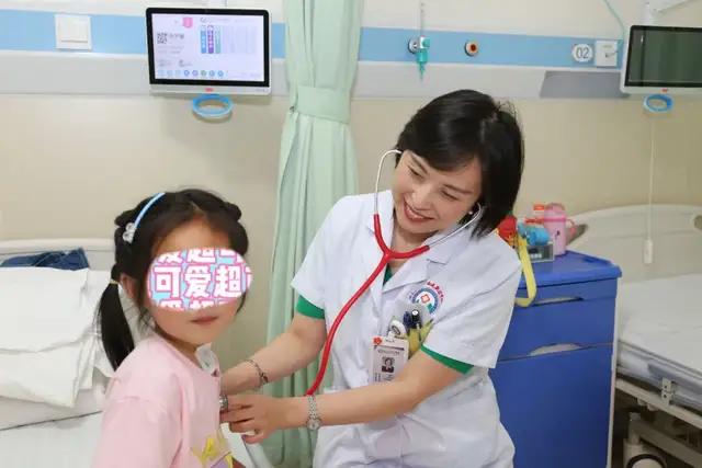 陕中二附属医院:名医名家石曌玲——给哮喘患儿家庭带来新希望