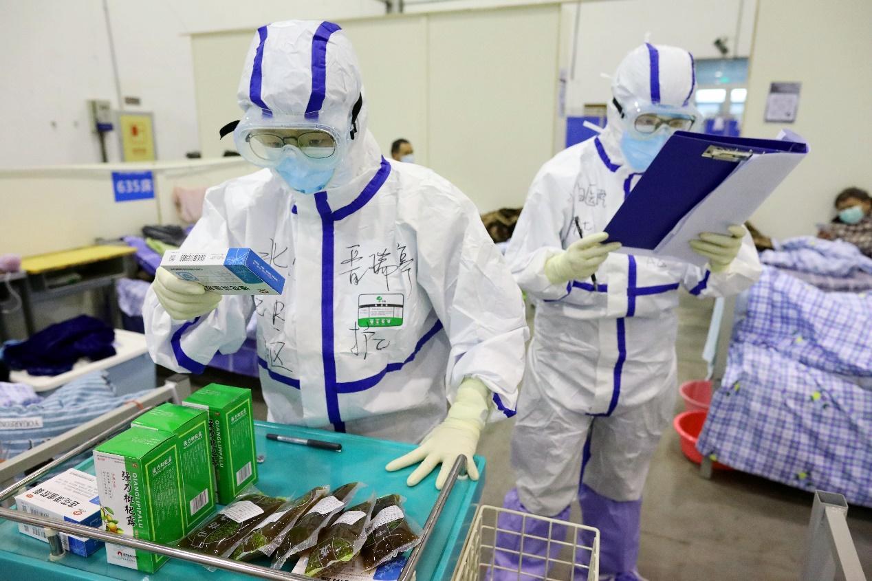 中医药面对国内外疫情的责任担当