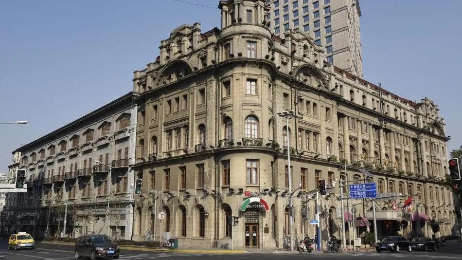 建筑可阅读:浦江边的这座百年建筑,曾亮起中国首盏电灯
