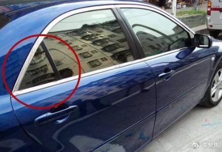 汽车的″三角车窗″有啥用?老司机不一定知道,几十年的车白开了(图1)
