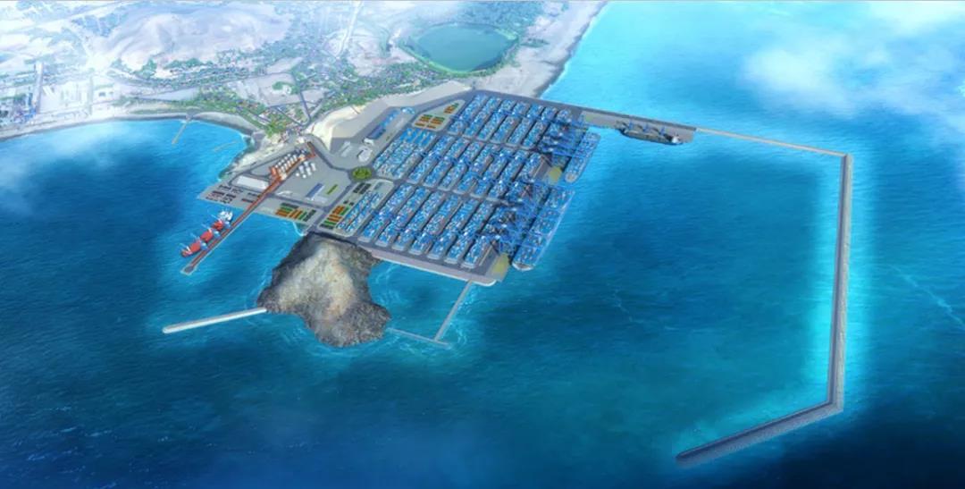 中交联合体中标秘鲁钱凯多功能港口工程