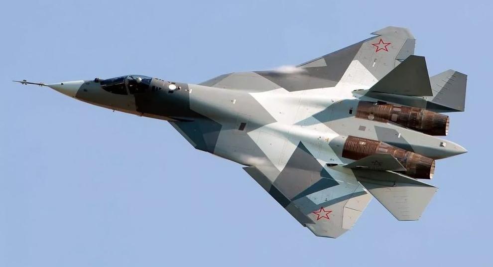 俄媒:苏霍伊欲打造双座苏-57,替代国际上美国五代机,印度是首选客户!