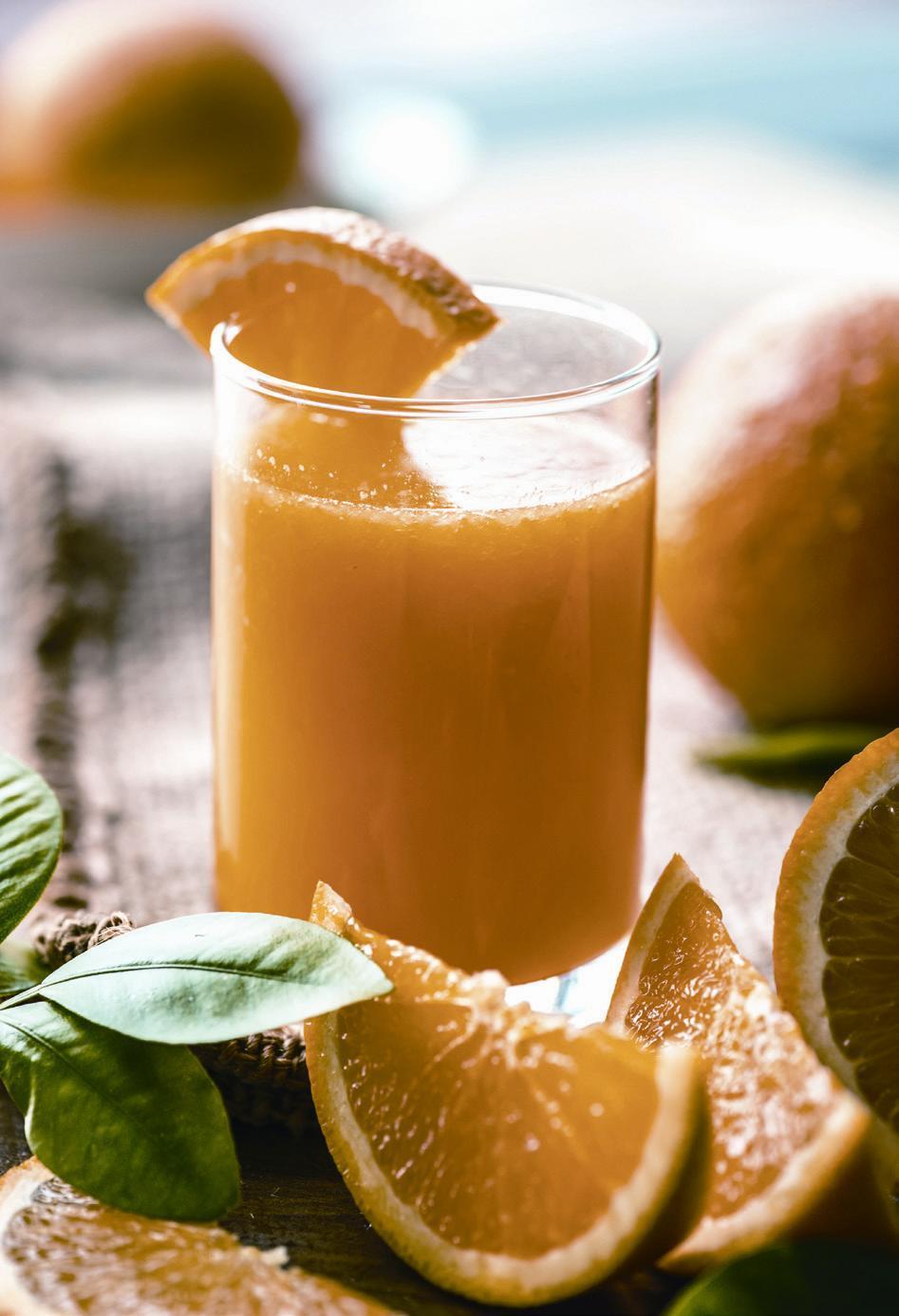 果汁不是万能的,感冒还需对症治疗!果汁能治感冒吗?