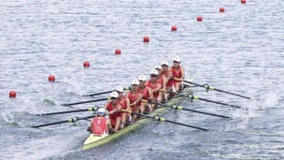 瞰奥·战况 中国女子八人单桨首获奥运铜牌