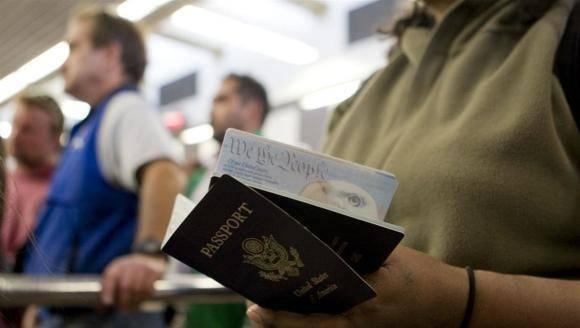 美国颁发首个X性别护照,持有人为海军退伍军人