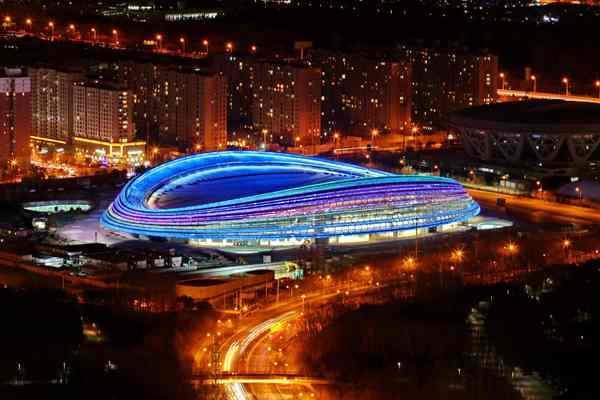 奥运地标:从森林体育场到冰丝带
