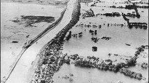 1938年花园口惨案:死亡人数达南京大屠杀三倍