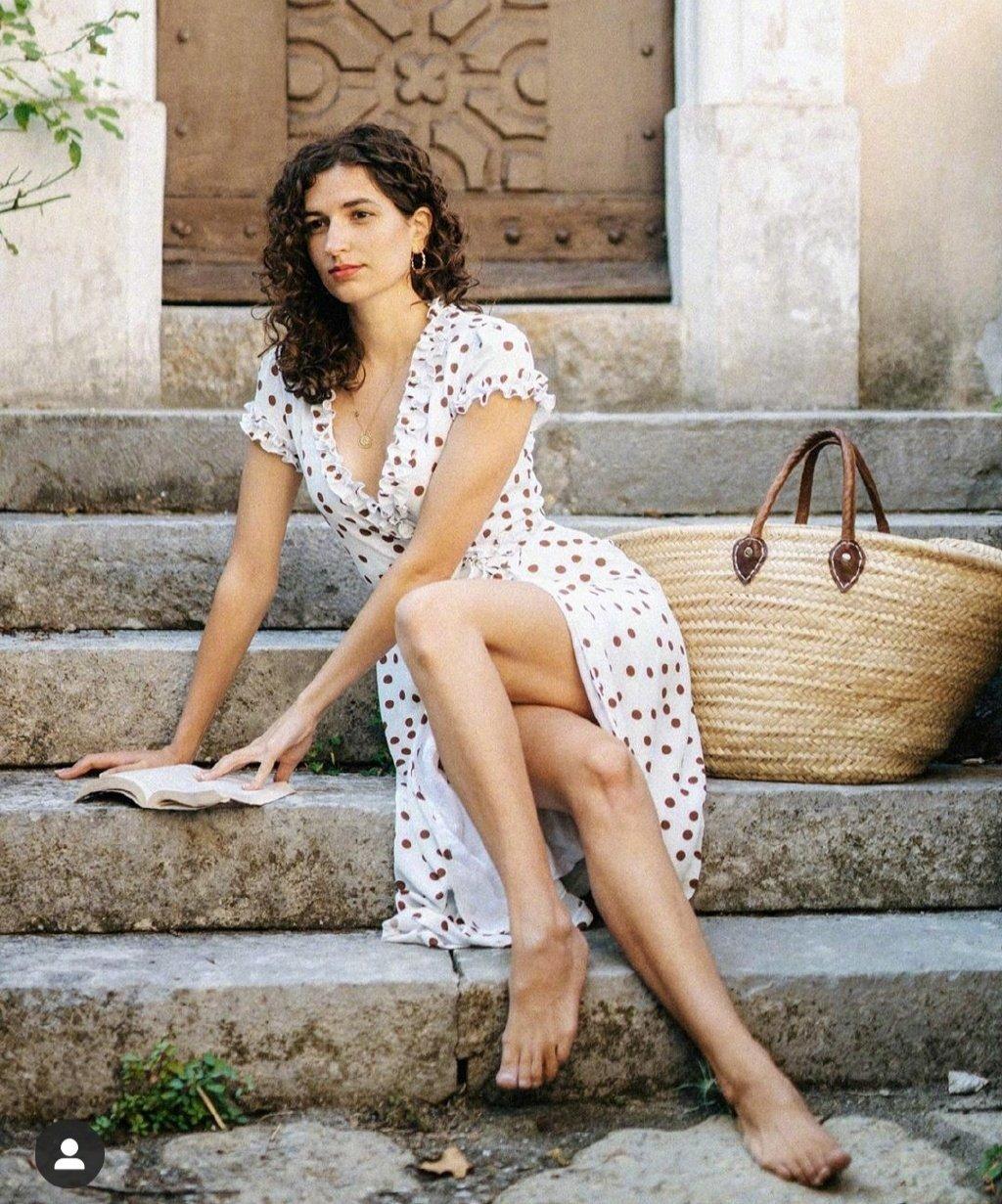 法国博主ariadibari 典型的法式女人