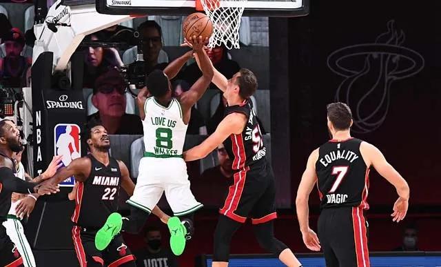 NBA的季后赛继续进行,东决第六场比赛来了