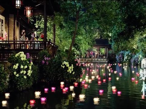 京城81号:林心如是真的美,一席民国装温文尔雅,落落大方