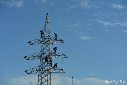 成都电网多措并举 迎今夏负荷高峰