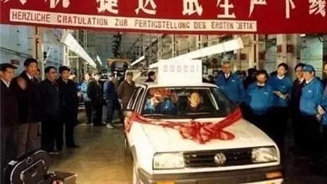 【汽车人】李文波:我和一汽-大众——临阵换车,为什么选择捷达