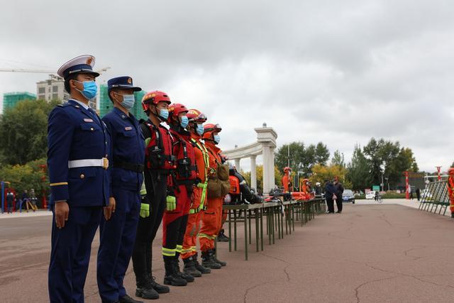 内蒙古大兴安岭森林消防支队开展中秋节防火专项行动