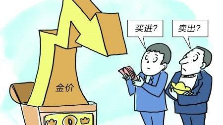 李生论金:金价跌穿1764支撑,日内反弹跟随做空