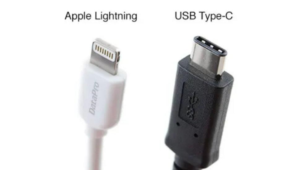 为什么iPhone一直不同意统一用Type-C接口呢?