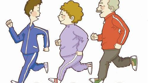 有氧运动与抗阻练习对中老年人体质健康的影响