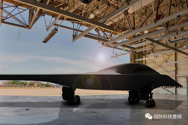 美空军下一代轰炸机B-21最早于年内首飞