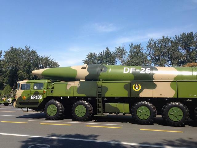 英国航母编队可能在7月入南海?中国火箭军早已枕戈待旦,准备战斗