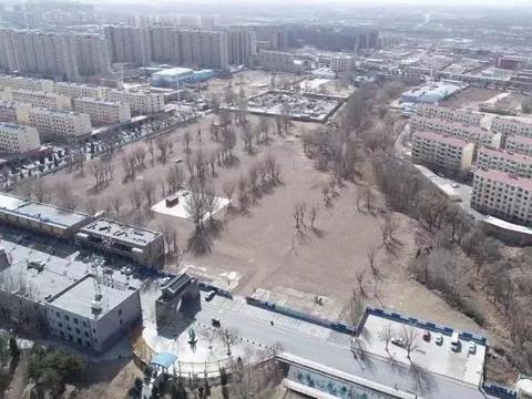 占地3万平方米,又一处口袋公园将启动建设,在你家附近吗?