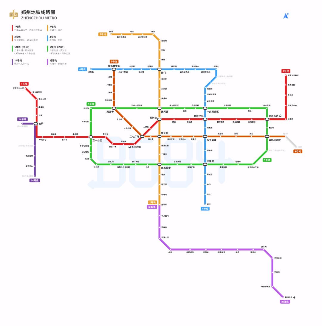 郑州地铁5号线为什么不提前停运 进水被淹的原因是什么
