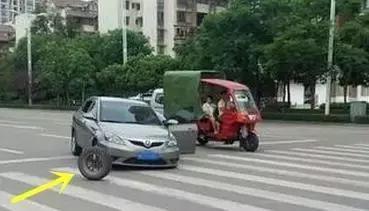若开车中听到这2种声音,车轮子快要掉了,别再继续往前开了!(图4)