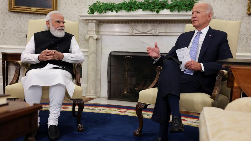 """""""美国准备制裁印度!"""" 印官员曝出猛料,早知道就不和中国对着干"""