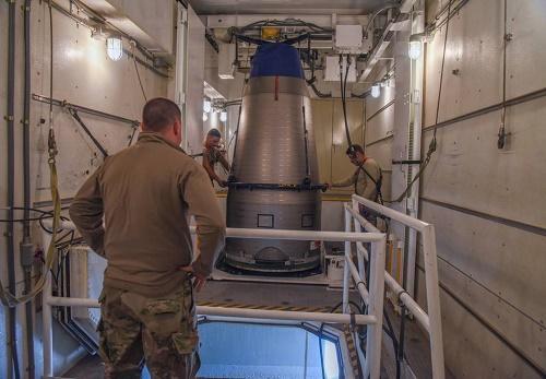 防务新闻:拜登炒掉美军核武器问题最高职位女官员 引发争议